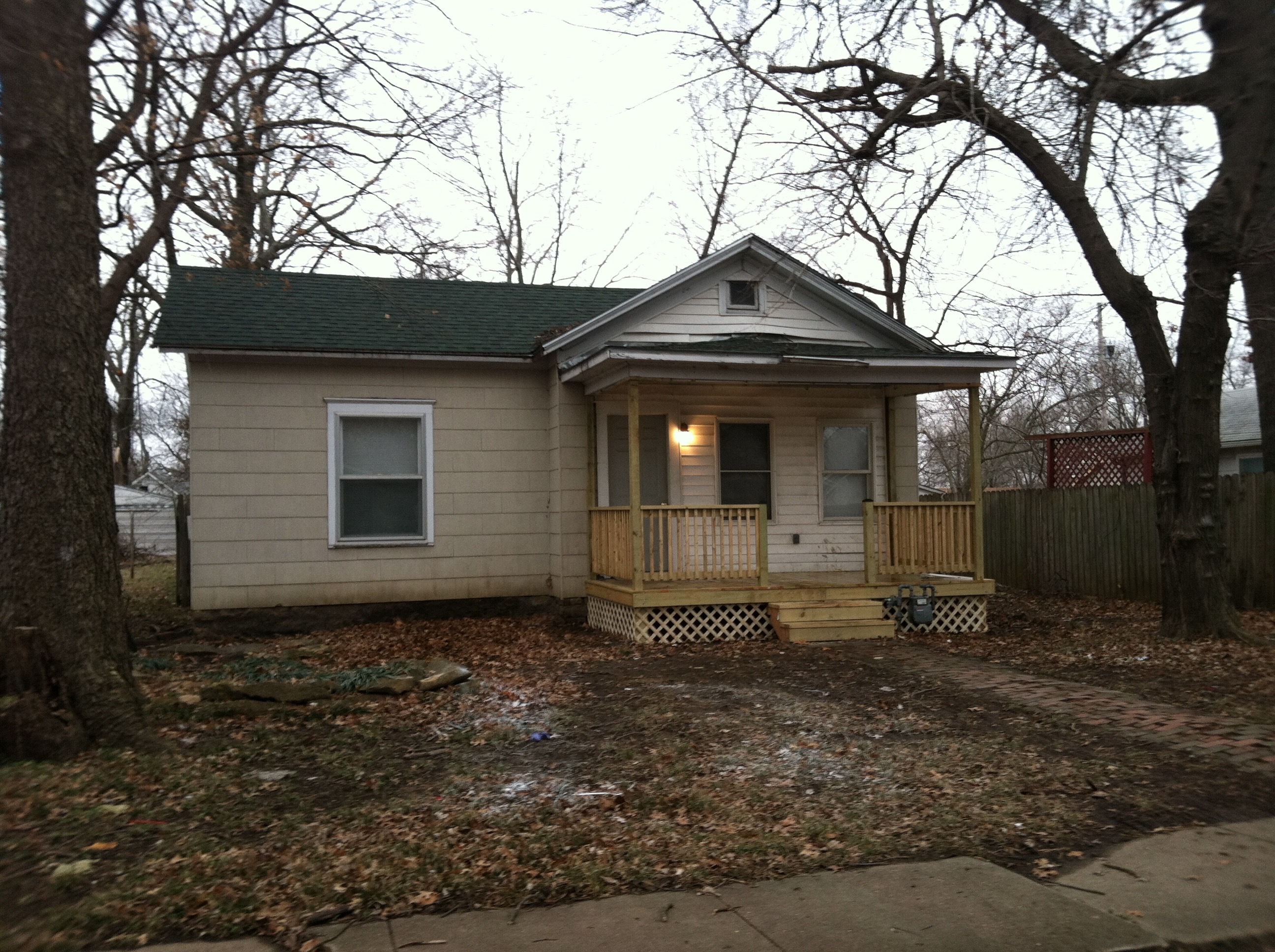 308 S Holbrook, Fort Scott, Bourbon County, Kansas, United States 66701, 2 Bedrooms Bedrooms, ,1 BathroomBathrooms,House,For Rent,S Holbrook,1,1001