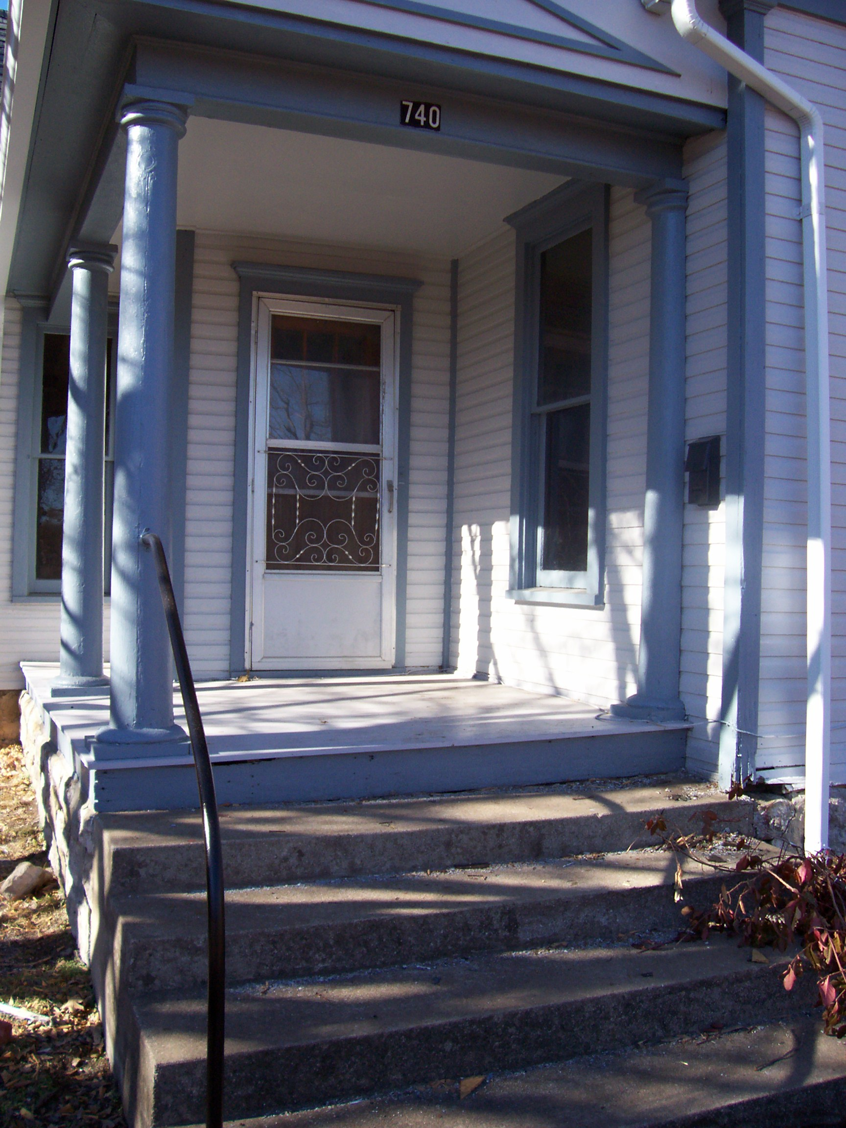 744 S Main, Fort Scott, Bourbon County, Kansas, United States 66701, 2 Bedrooms Bedrooms, ,1 BathroomBathrooms,House,For Rent,S Main,1,1021